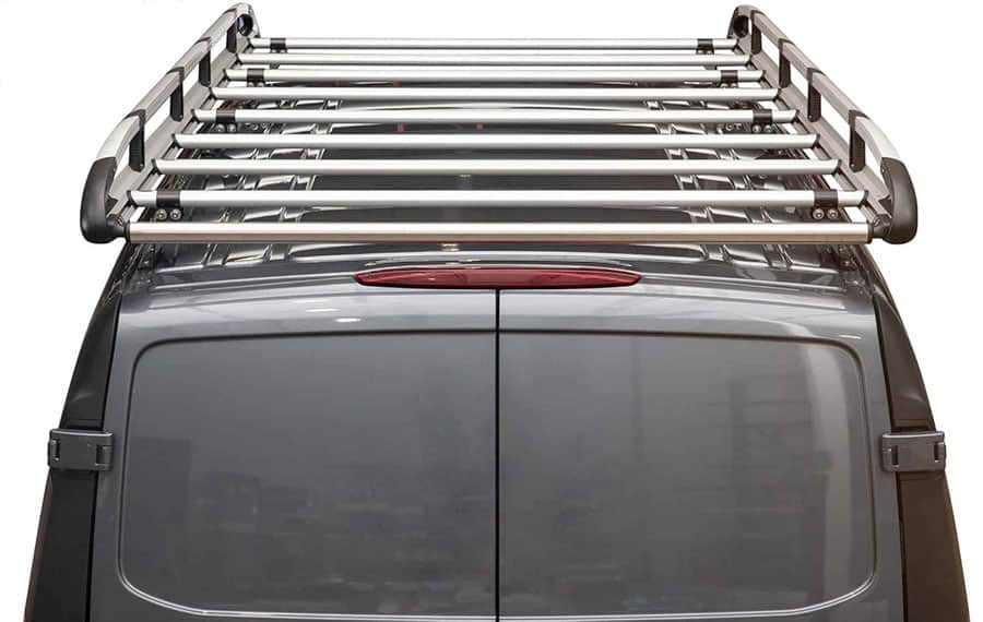Choose the Right Ladder Rack for Your Commercial Vehicle
