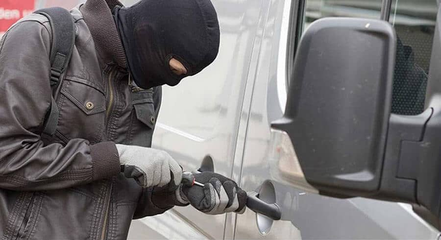 Safeguard the Your Cargo Van Against Tool Theft