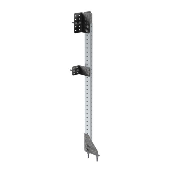 "Aluminum Post For Fold-Away Units, 47.5""H"