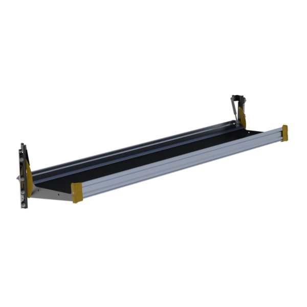 "Shelf Tray For Fold-Away System, 18""dx72""w"