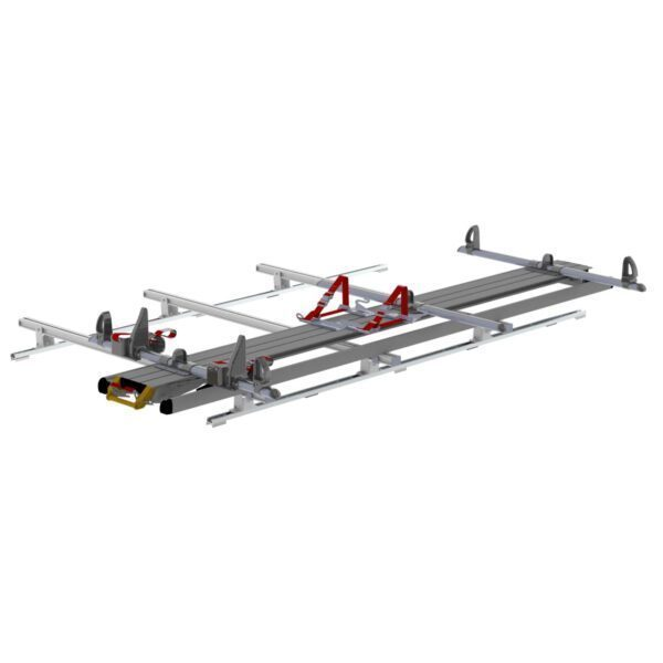 Access Stow Rack for Vans, Double, RAM ProMaster MWB - 1930-PHM