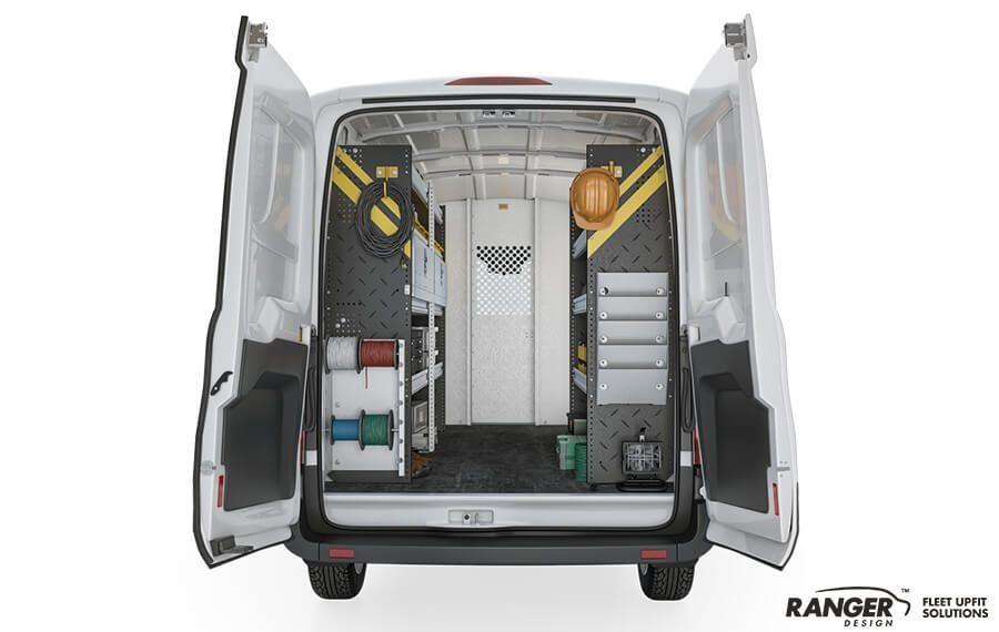 Ranger Design Fleet Upfit Solutions