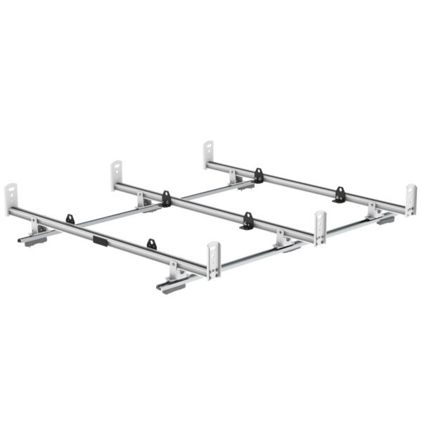 Cargo Rack For Vans, 3 Bar System, RAM ProMaster City - 1605-PC3