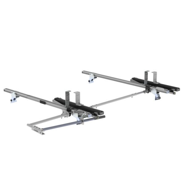 Max Rack 2.0 Drop Down Ladder Rack, Single Side, GM Savana/Express - 1840-GS